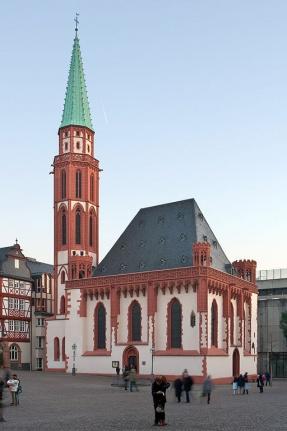 Alte Nikolaikirche (Römerberg)