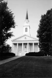 Mead Memorial Chapel