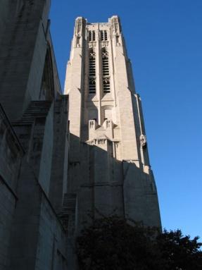 Rockefeller Chapel Carillon